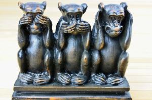 Three Monkeys (Image)