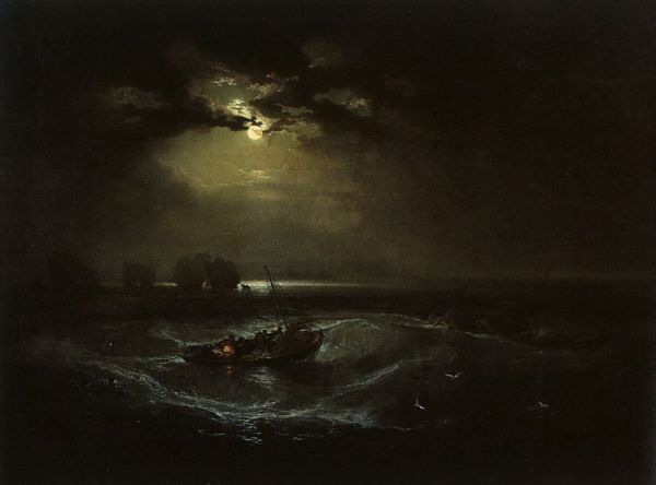 Boat on the Sea of Galillee at night.pptx