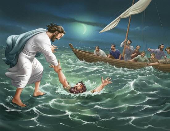 the drowning story and the saving grace of jesus christ Jesus christ, the eternal son of god, took on human nature, lived a sinless life  and died a substitutionary death for sinners salvation is a free gift that comes.
