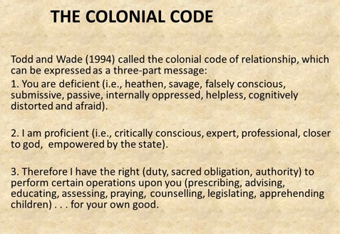 the-colonial-code