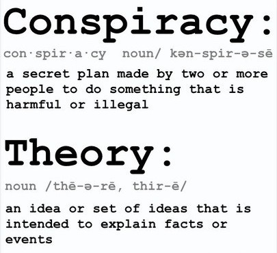On conspiracies & conspiracy theorists – by Rebecca Davis | A Cry
